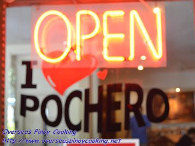 Abuhan Pochero's A Love Pochero Logo