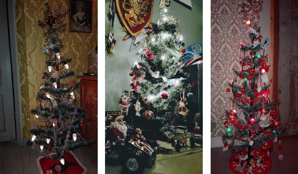 joulupuu kuusipuu joulukoristeet