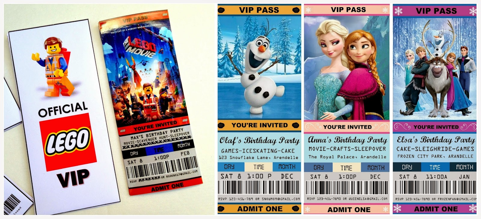 Movie Ticket Templates party tickets template free general blank – Party Tickets Templates