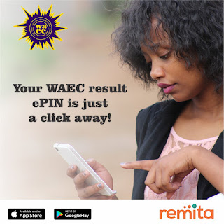 How to Purchase WAEC Result Checker Pin via Remita for N900 Only