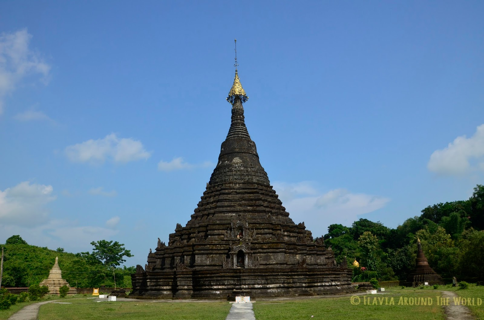 Sakyamanaung, Mrauk U, Myanmar