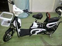 Sepeda Listrik d-Bike