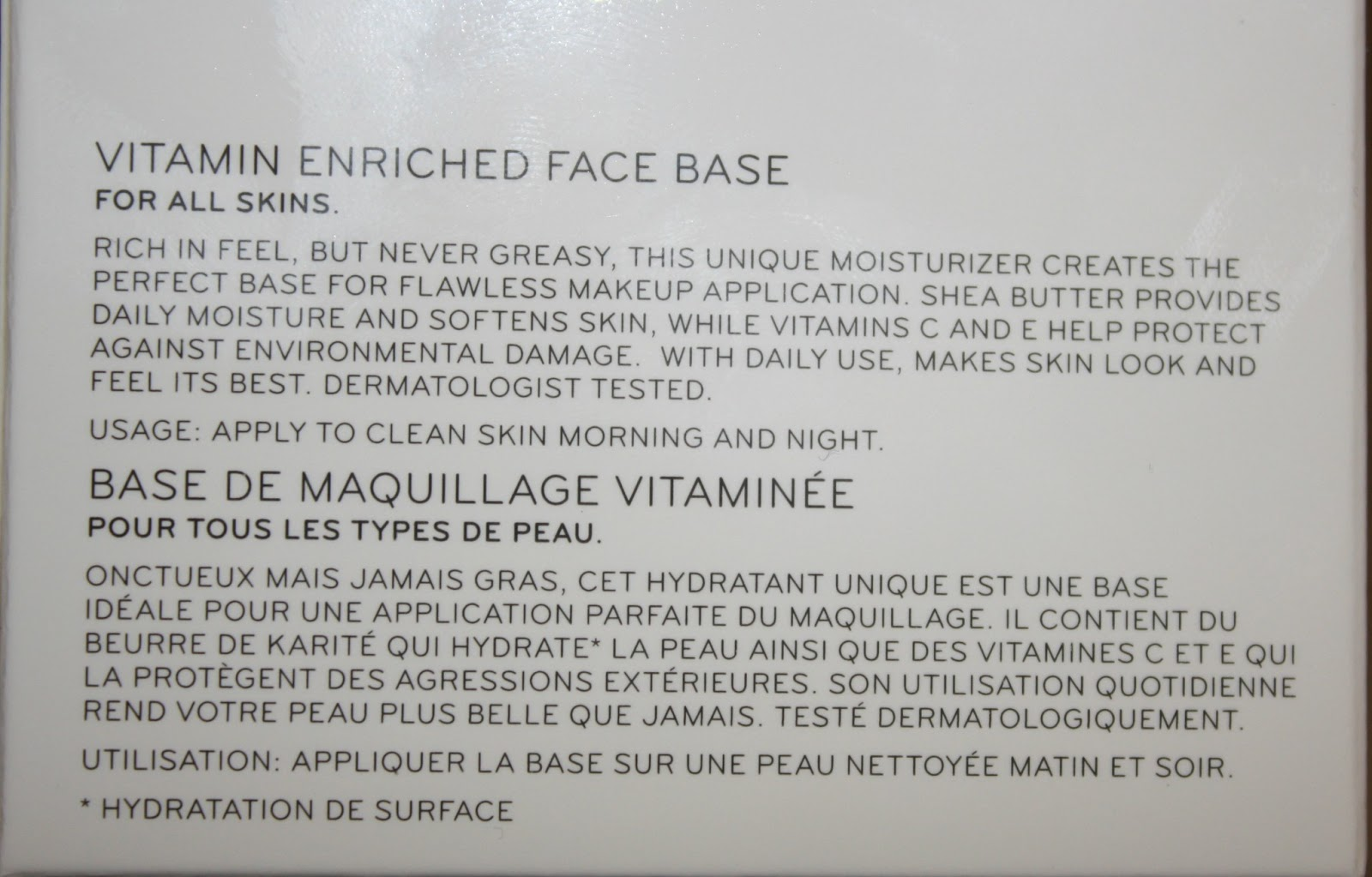 Vitamin Enriched Face Base by Bobbi Brown Cosmetics #13