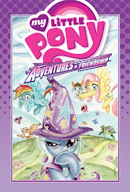 MLP Adventures in Friendship #1 Comic
