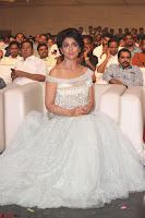 Shriya Saran in Stunning White Off Shoulder Gown at Nakshatram music launch ~  Exclusive (71).JPG