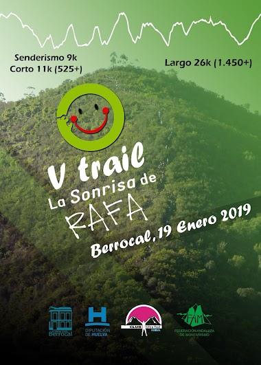 V Trail La Sonrisa de Rafa