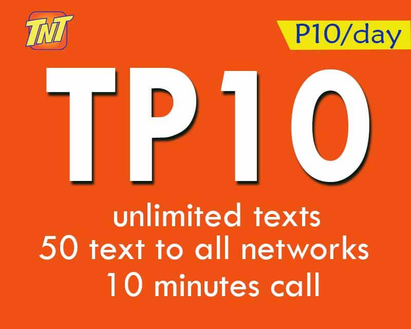 Talk N Text TP10