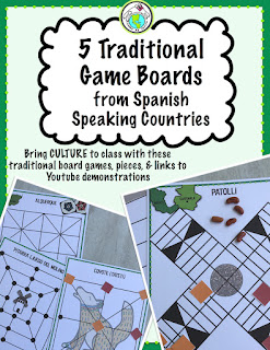 5 Traditional Games from Spanish Speaking Countries