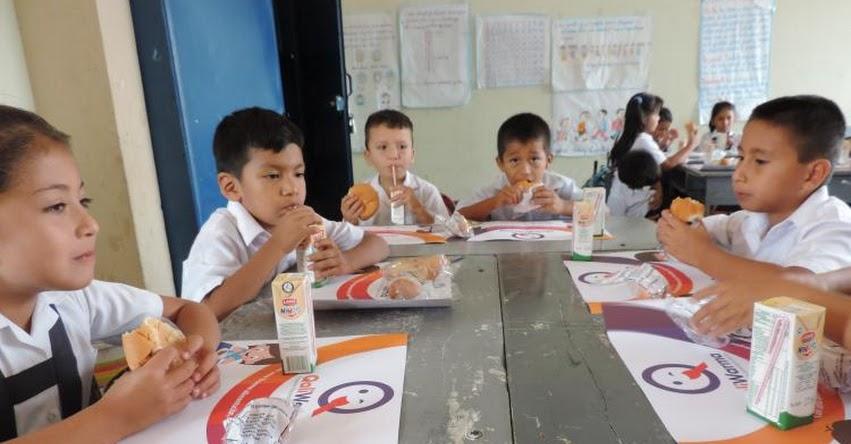 QALI WARMA: Comités de alimentación escolar garantizarán consumo de desayunos escolares en Cajamarca + www.qaliwarma.gob.pe