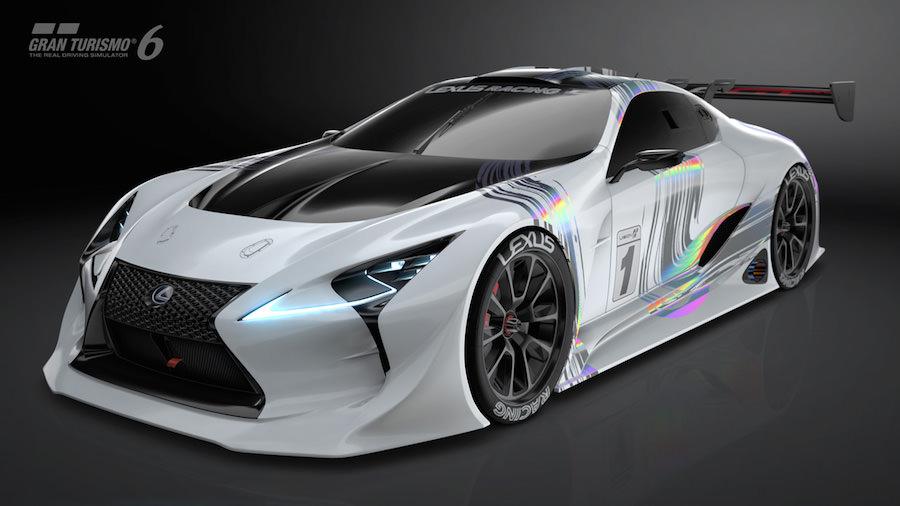 Lexus-LF-LC-GT-Vision-Gran-Turismo Lexus Lf Lc Gt Vision Gt