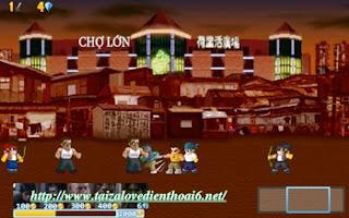 Game bui doi cho lon