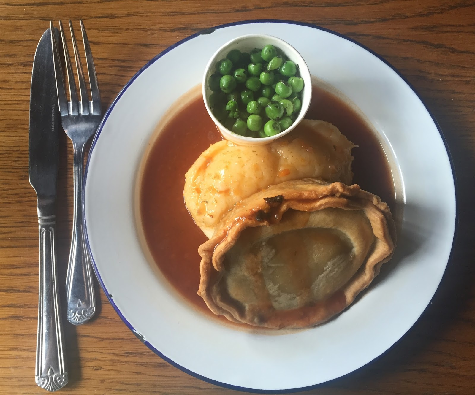The Best Restaurants in the North East - best comfort food - pies from the redhouse newcastle