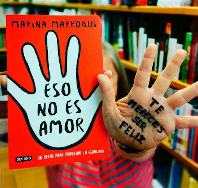 'Eso no es amor' de Marina Marroquí