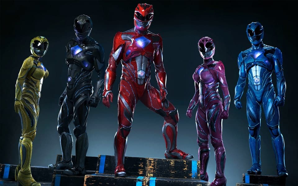 Могучие рейнджеры, Могучие рейнджеры 2017, Power Rangers, Power Rangers 2017, фантастика, SciFi, рецензия, обзор, review