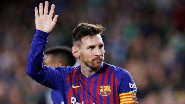ليونيل ميسي يثير مخاوف برشلونة بسبب الإصابة