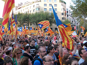 CATALONIA THE NEXT STATE IN EUROPE