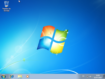Windows instalado