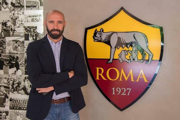 Oficial: Roma, Monchi es presentado oficialmente