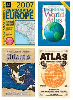 Ilmu Pengetahuan Sosial SMP: Jenis-jenis Atlas Berdasarkan ...