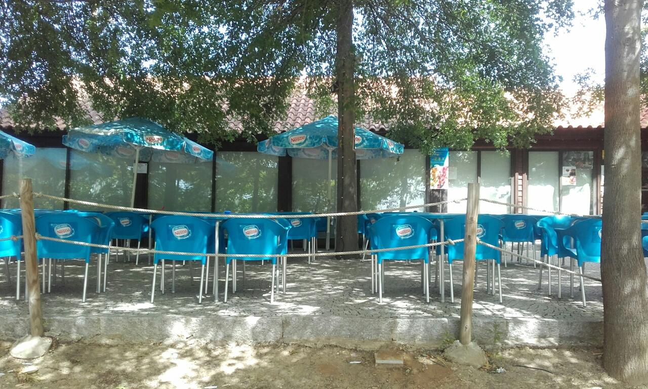 Esplanada Café bar - Senhora da Ribeira