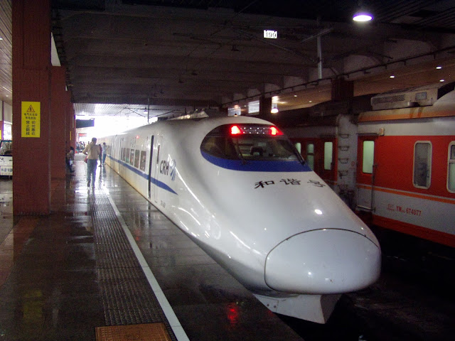 Shanghai Speed Train