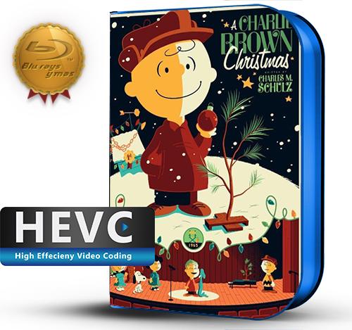 A Charlie Brown Christmas (1965) 1080P HEVC-8Bits BDRip Latino/Ingles(Subt.Esp)(Animación)