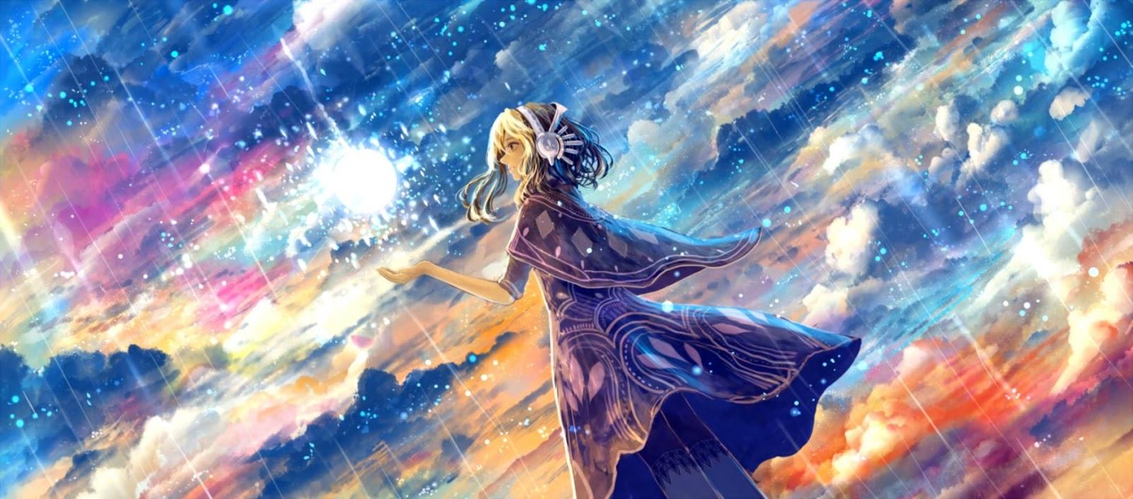 Anime Fantasy Art Wallpaper The Champion Wallpapers