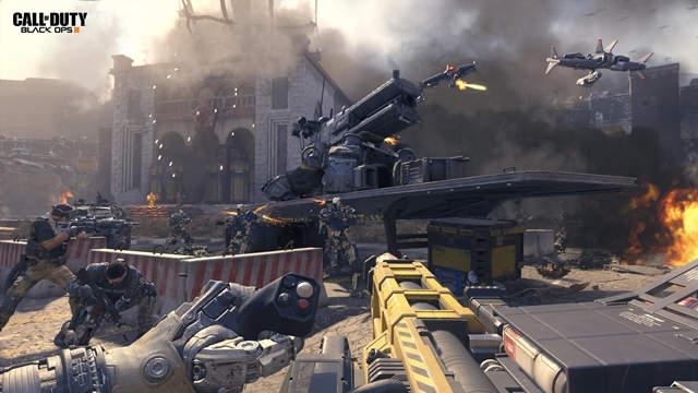 Call of Duty Black Ops III PS3 Español