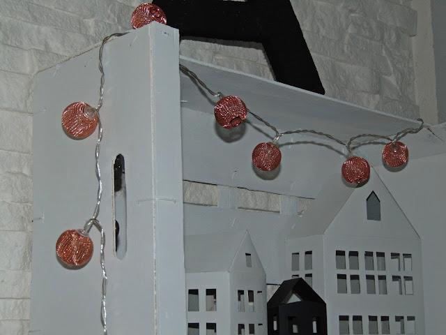 dekoracje w stylu skandynawski loft,