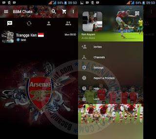 Kumpulan BBM Mod Thema Klub Sepak Bola Versi Terbaru 2.13.0.26 Apk