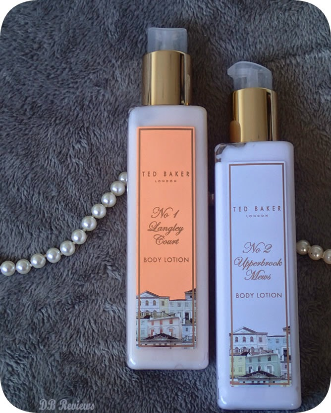 Ted Baker Regency Romance Body Lotion Collection