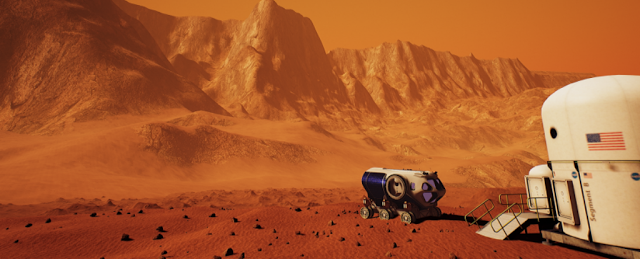 NASA Is Planning On Giving Everyone The Big Chance To Journey To Mars... Via Virtual truth