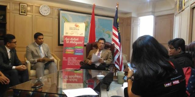 Malaysia tawarkan 5000 beasiswa bagi pelajar Indonesia