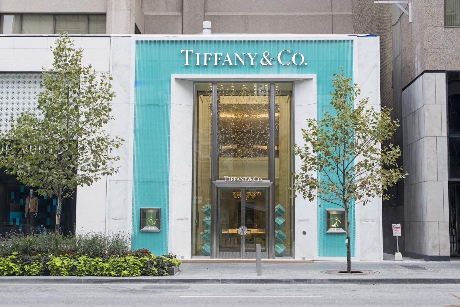 Breakfast At Tiffany S Celebrating The Opening Of Tiffany
