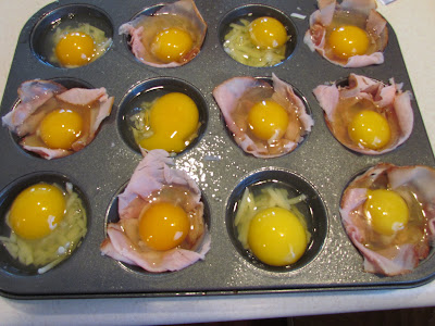 Baked Egg Cups are a super easy make-ahead breakfast that will keep your full all morning long.