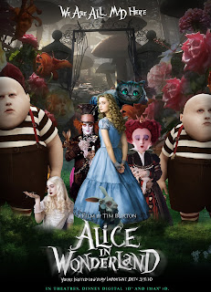 Download Film Alice In Wonderland (2010) BluRay 720p Subtitle Indonesia