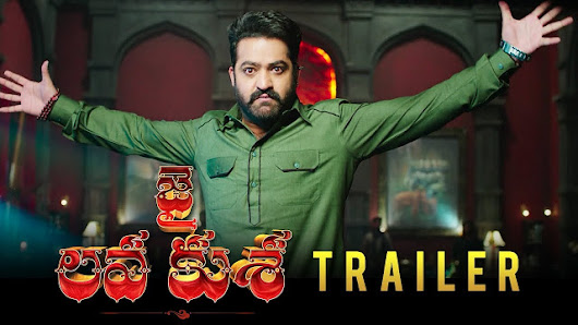 Jai Lava Kusa Movie Official Trailer - Southcolors