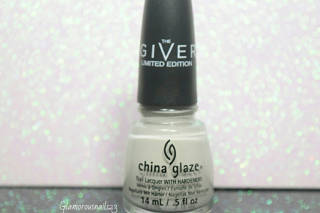 "China Glaze The Giver Collection ""Five Rules"""