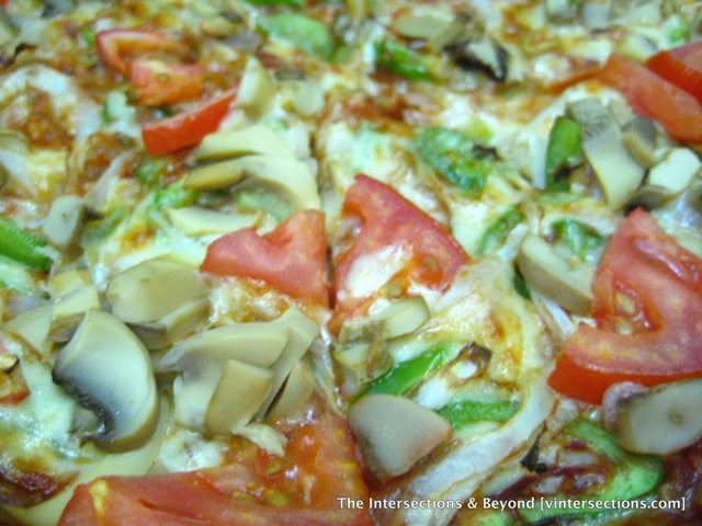 Communication pizza essay