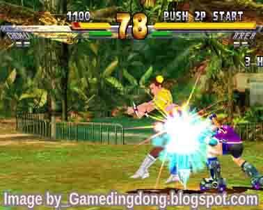Street Fighter Ex Plus 2