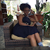 Beautiful Nicole Female Tanzanian Artist from Mahusiano TV Show