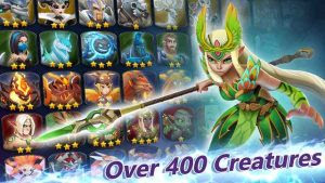 Download M&M Elemental Guardians MOD APK v1.37 for Android HACK GOD MODE Terbaru 2017 Gratis