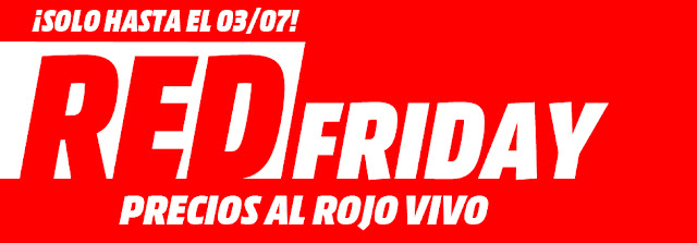 Mejores ofertas Red Friday 2017 de Media Markt