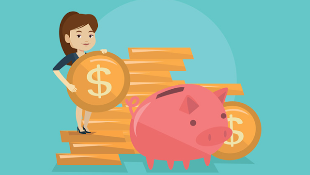 Benarkah menabung akan membuat kita kaya?