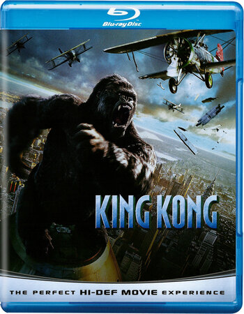 King Kong (2005) EXTENDED Dual Audio Hindi 480p BluRay 600MB Movie Download
