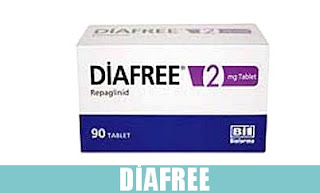 Diafree Tablet