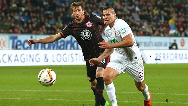 Prediksi Frankfurt vs Augsburg Bundesliga Jerman