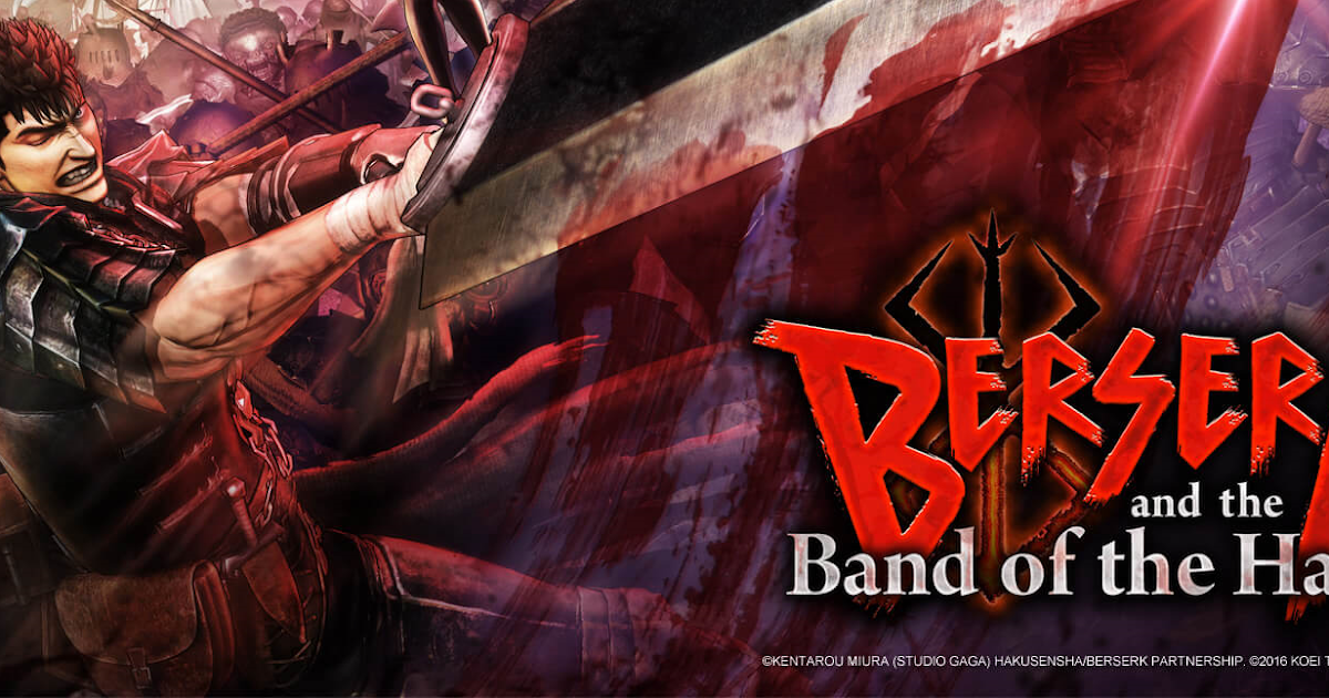 Tercyduk: Berserk and the Band of the Hawk (PS3) +DLC