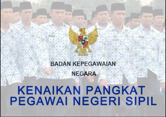INFO TERBARU ! KENAIKAN PANGKAT REGULER PNS BAKAL DITIADAKAN SESUAI PP NO.11 TAHUN 2017