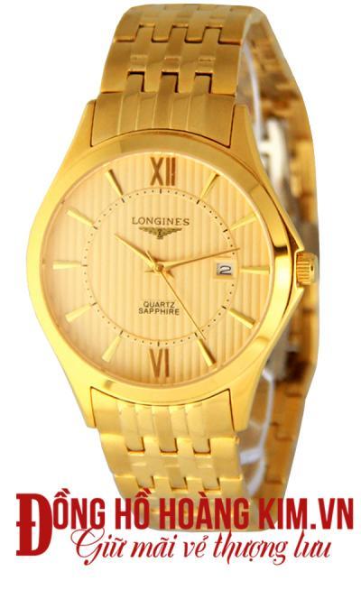 đồng hồ kim loại nam giá rẻ